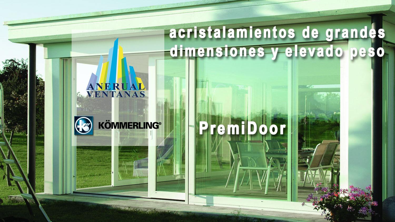 Puerta corredera Kommerling PremiDoor