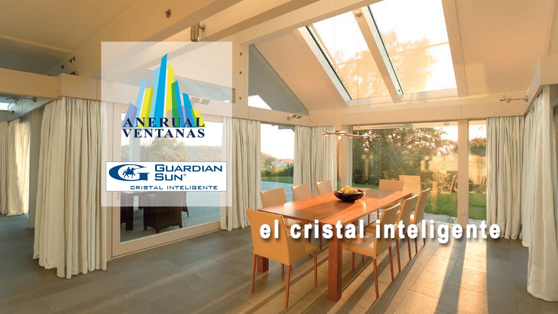Guardian Sun, cristal para ventanas inteligente