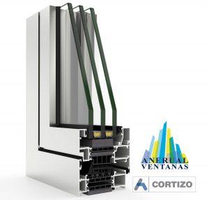 COR 80 Industrial RPT / Passivhaus