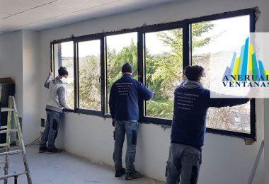 Fábrica e instalación de ventanas en Madrid
