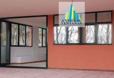 Instalación ventanas de aluminio en Riaza
